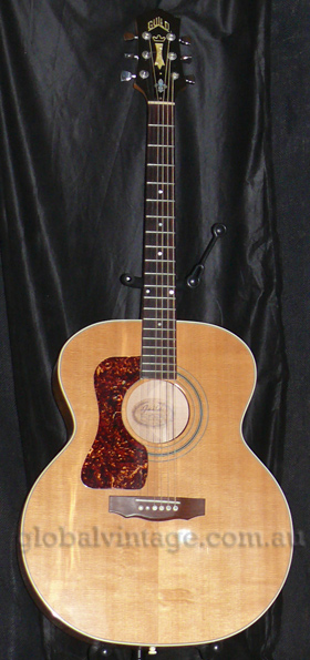 ~SOLD~Guild U.S.A. J30 Blond Left Handed